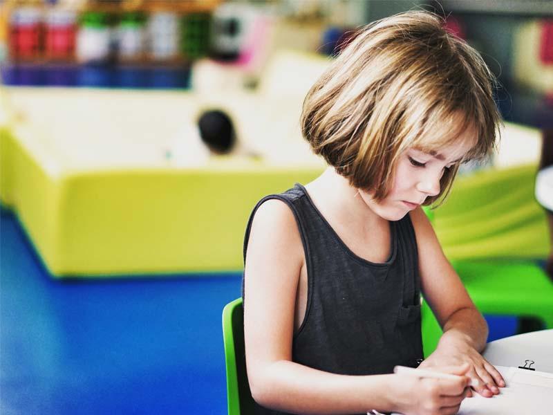 Back to School: Helping Kindergartners with School Anxiety